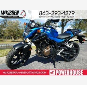 2018 Honda CB500F for sale 200588795