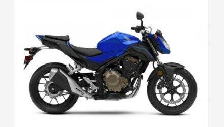 2018 Honda CB500F for sale 200596252