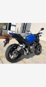 2018 Honda CB500F for sale 200666265