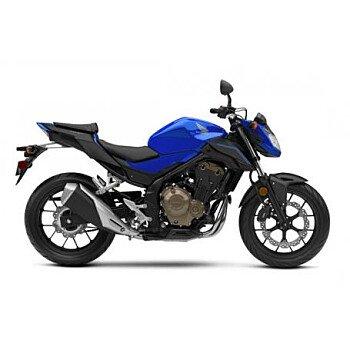 2018 Honda CB500F for sale 200685564