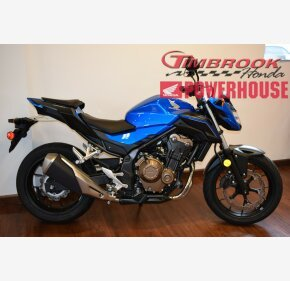 2018 Honda CB500F for sale 200685620