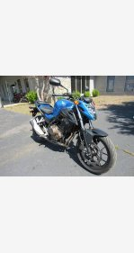 2018 Honda CB500F for sale 200910170