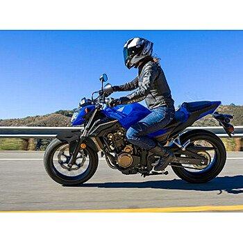 2018 Honda CB500F for sale 200917549
