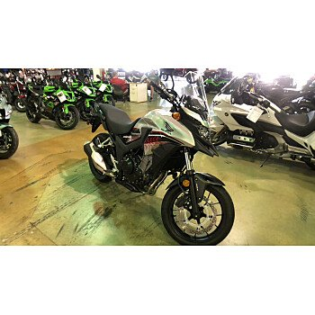 2018 Honda CB500X ABS for sale 200680971