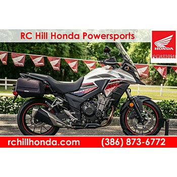 2018 Honda CB500X ABS for sale 200725278