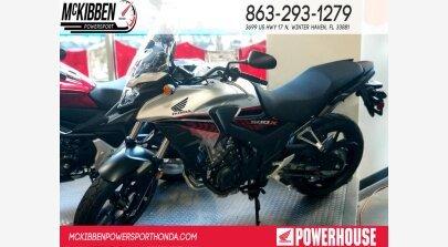 2018 Honda CB500X for sale 200650992