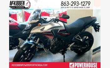 2018 Honda CB500X for sale 200650992
