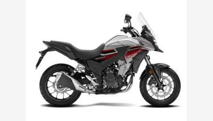 2018 Honda CB500X ABS for sale 200707511