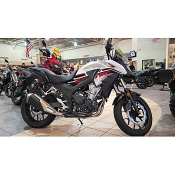 2018 Honda CB500X for sale 200911540