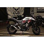 2018 Honda CB500X for sale 200950677