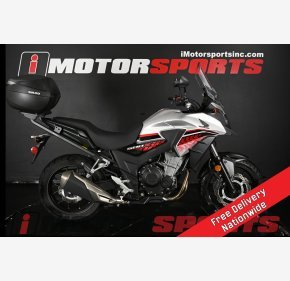 2018 Honda CB500X ABS for sale 201068833