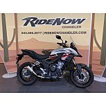 2018 Honda CB500X ABS for sale 201071651