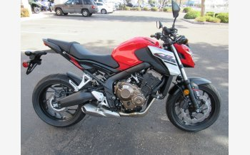 2018 Honda CB650F for sale 200492686