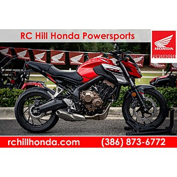2018 Honda CB650F for sale 200712676