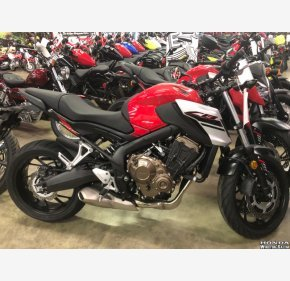 2018 Honda CB650F for sale 200502303