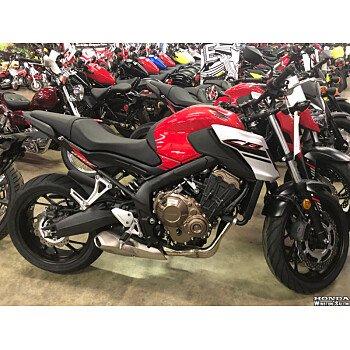2018 Honda CB650F for sale 200502303
