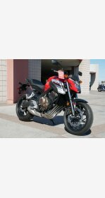 2018 Honda CB650F for sale 200516356