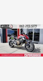 2018 Honda CB650F for sale 200588678