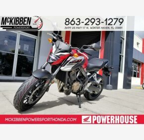 2018 Honda CB650F for sale 200588682