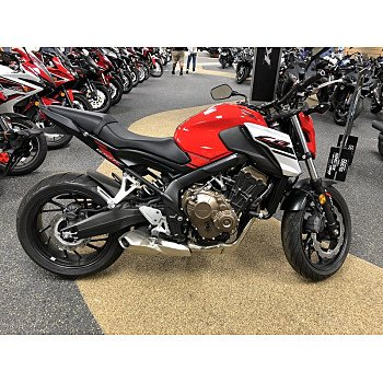 2018 Honda CB650F for sale 200690346
