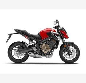 2018 Honda CB650F for sale 200812402