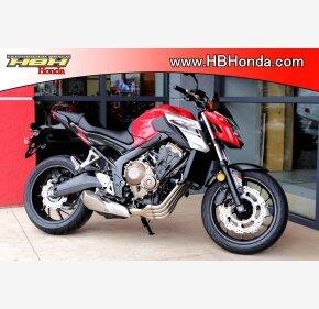 2018 Honda CB650F for sale 200847481