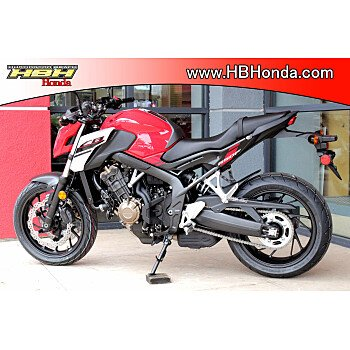 2018 Honda CB650F for sale 200847482