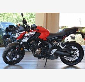 2018 Honda CB650F for sale 200892725