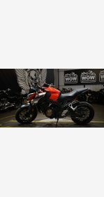 2018 Honda CB650F for sale 200912828