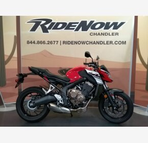 2018 Honda CB650F for sale 200947921
