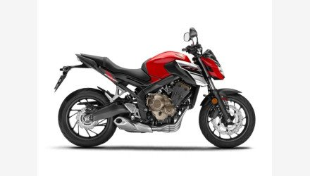 2018 Honda CB650F for sale 201004091