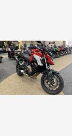 2018 Honda CB650F for sale 201045181