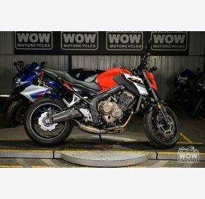 2018 Honda CB650F for sale 201046305