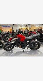 2018 Honda CB650F for sale 201060142