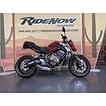 2018 Honda CB650F for sale 201169874