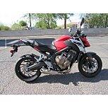 2018 Honda CB650F for sale 201184350