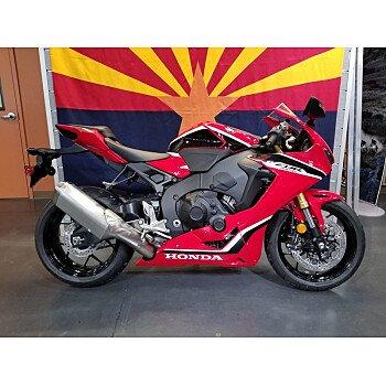 2018 Honda CBR1000RR for sale 200575051