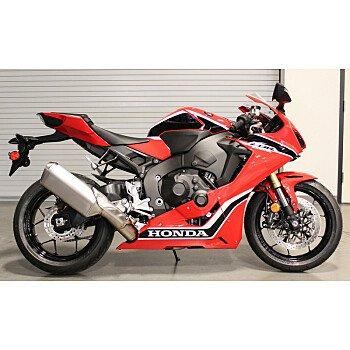 2018 Honda CBR1000RR for sale 200576132