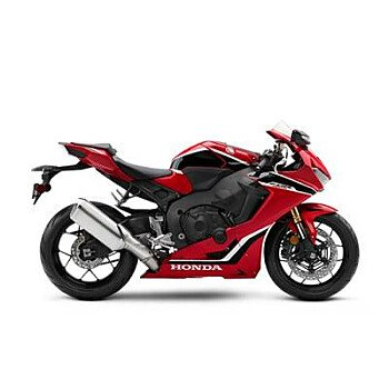 2018 Honda CBR1000RR for sale 200607127