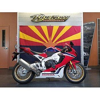 2018 Honda CBR1000RR SP for sale 200668916