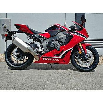 2018 Honda CBR1000RR for sale 200572912