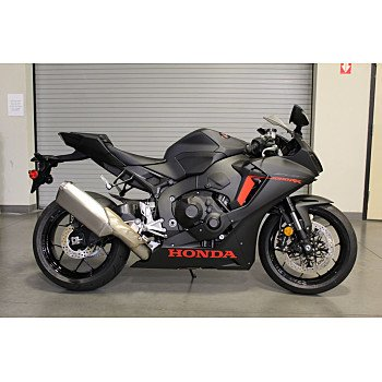2018 Honda CBR1000RR for sale 200583980