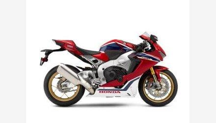 2018 Honda CBR1000RR SP for sale 200607115