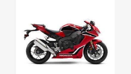 2018 Honda CBR1000RR for sale 200607127