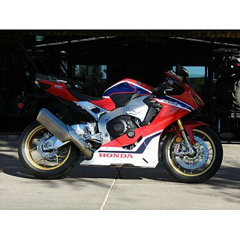 2018 Honda CBR1000RR SP for sale 200682136
