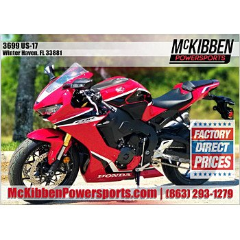 2018 Honda CBR1000RR for sale 200719447