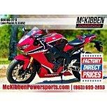 2018 Honda CBR1000RR for sale 200818931