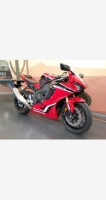 2018 Honda CBR1000RR for sale 200917127