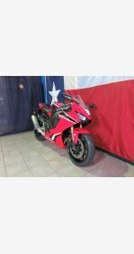 2018 Honda CBR1000RR for sale 200936268