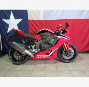 2018 Honda CBR1000RR for sale 200936268
